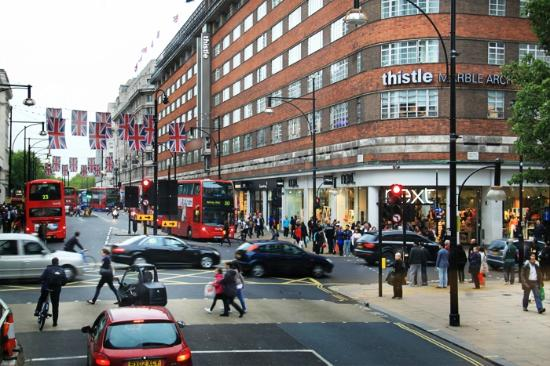 Thistle Marble Arch Hotel Oxford Street London