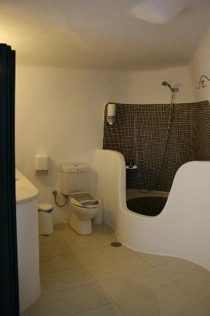 VIP Suites: Il bagno