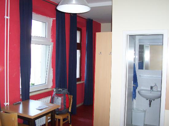 Acama Schöneberg Hotel+Hostel: Chambre