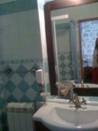 Hotel Monte Cristo: baño