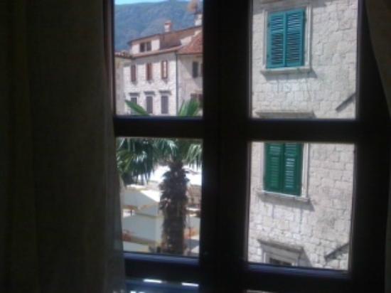 Hotel Monte Cristo: desde la habitación
