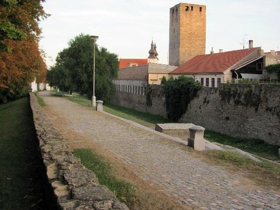 Znojmo fortifications