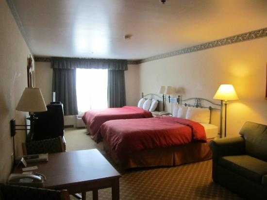 Country Inn & Suites By Carlson, Gettysburg: Room