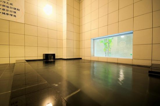 Super Hotel Hida-Takayama: 天然温泉