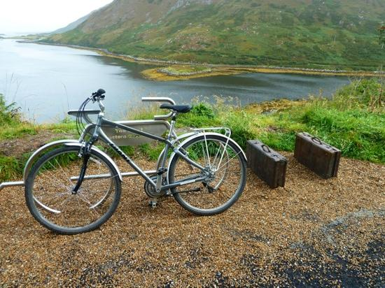 The Great Western Greenway: clew bay cycle hire.