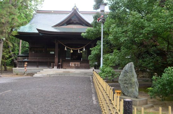‪Hachimangu Shrine‬