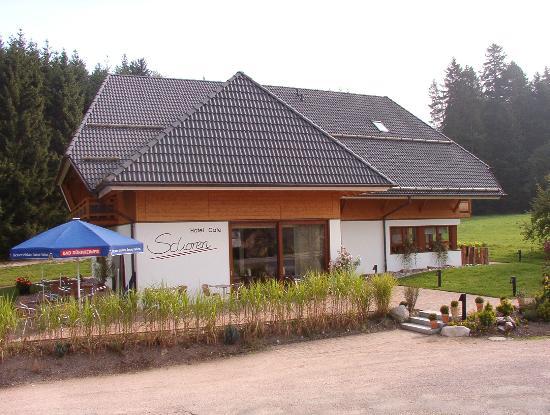 Das Roessle Hotel & Cafe Schoren: Unser Hotel mit Café