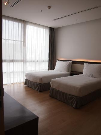 Shama Sukhumvit Bangkok: other bedroom