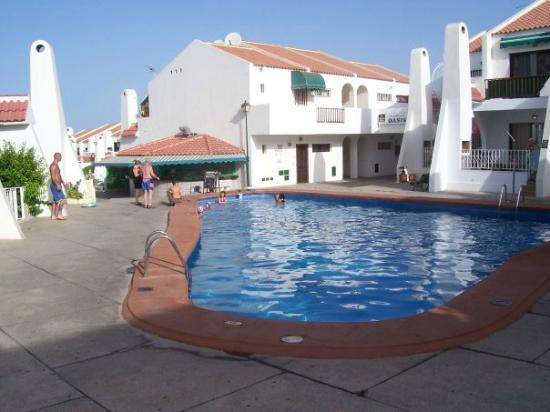 Mare Verde/Maluca : poolside bar