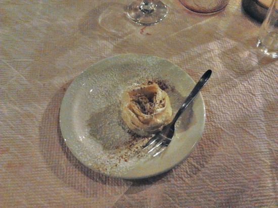 Maria Taverna: Pasta sfoglia con cannella