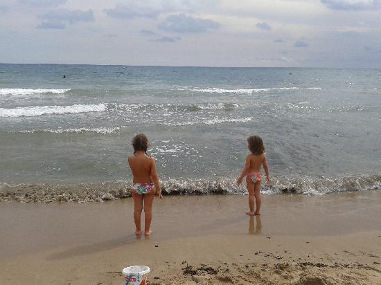 Campsite Platja Cambrils: Playa 200 metros