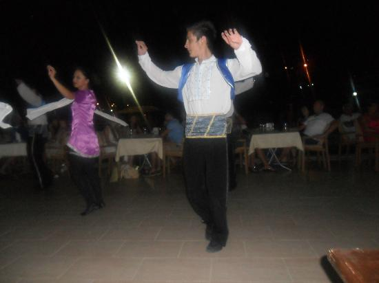 Samira Resort: Turkish night