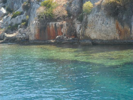 Kekova Sound: boat trip