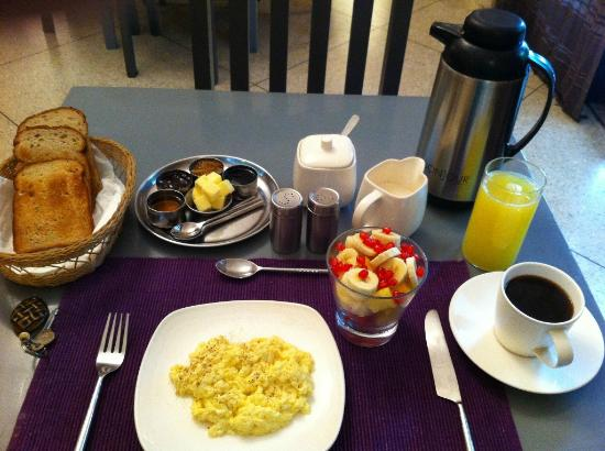 Amarya Villa: My 1st day breakfast