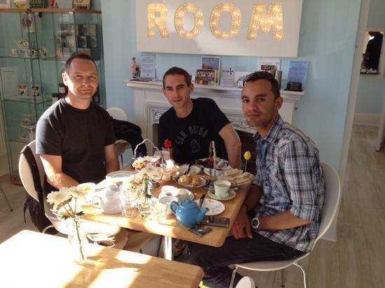 Keep House Tea Room: Full High Teas