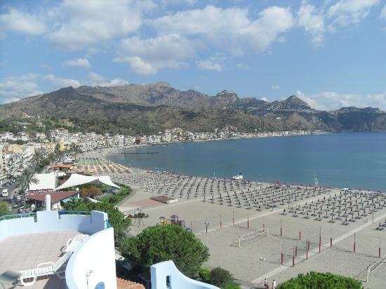Hotel Sporting Baia: Giardini Bay