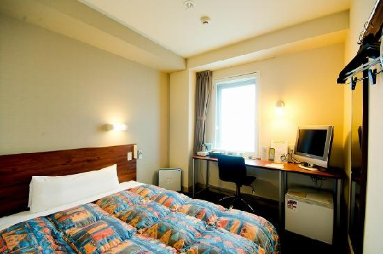 Super Hotel JR Ueno Iriyaguchi: シングルルーム