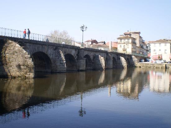 Ponte Romana de Trajano: Puente romano de Trajano