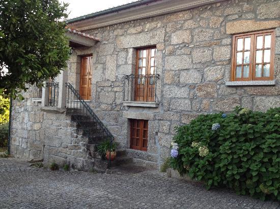 Quinta d'Arroteia: Habitação tipica da zona