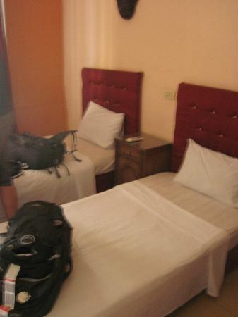 Egyptian Night Hotel: our room