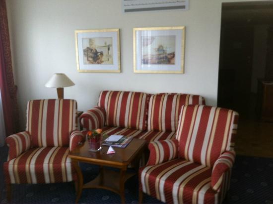 Hyperion Hotel Berlin: Lounge