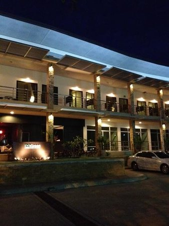 Boutique The Green Bay View Samui Hotel : Building