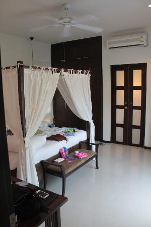 Two Villas Tara : One of the bedrooms