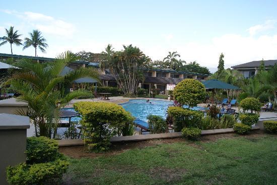塔努阿海濱酒店照片