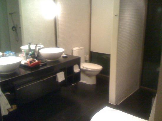 Twinpalms Phuket: salle de bain