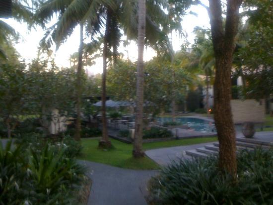 Twinpalms Phuket: piscine