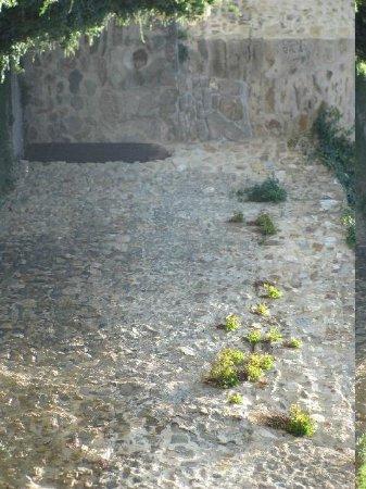 Znojmo fortifications: Next to Okresní Soud