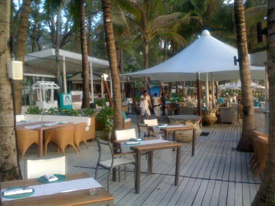 Twinpalms Phuket : plage