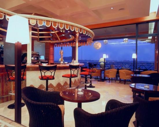 "Gran Hotel Atlantis Bahia Real : Piano Bar ""Mirador"""