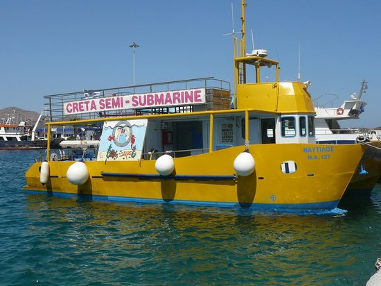 Crete Semi Submarine