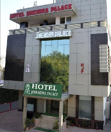 Hotel Jinendra Palace