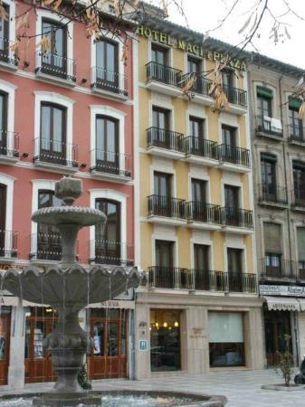 Hotel macia plaza granada andaluc a opiniones for Gimnasio 02 granada precio