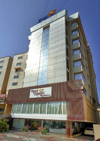 Hotel Nami Residency : front view
