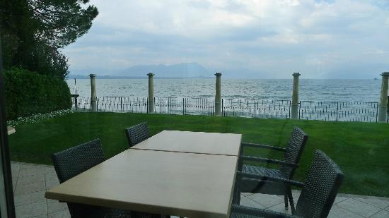 Ristorante Esplanade: view from resturant