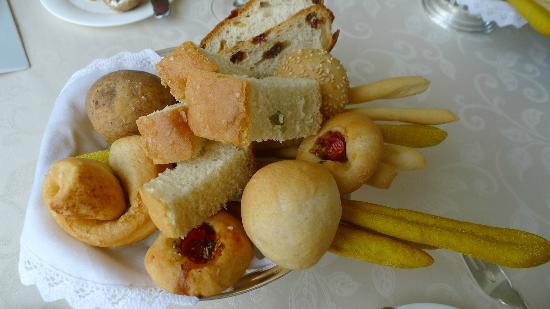 Ristorante Esplanade: bread