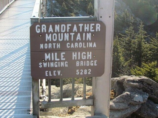 Grandfather Mountain Club: beautiful