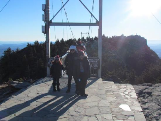Grandfather Mountain Club: my family