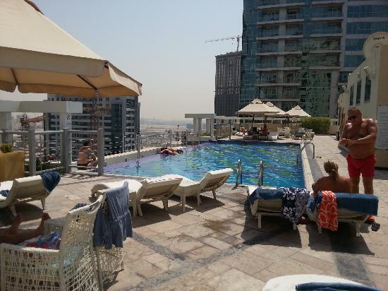 Marina Byblos Hotel: piscina
