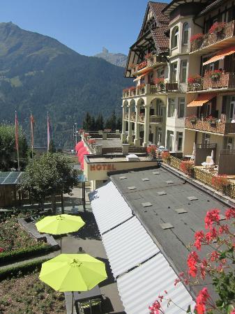 Hotel Victoria-Lauberhorn: Stammhaus