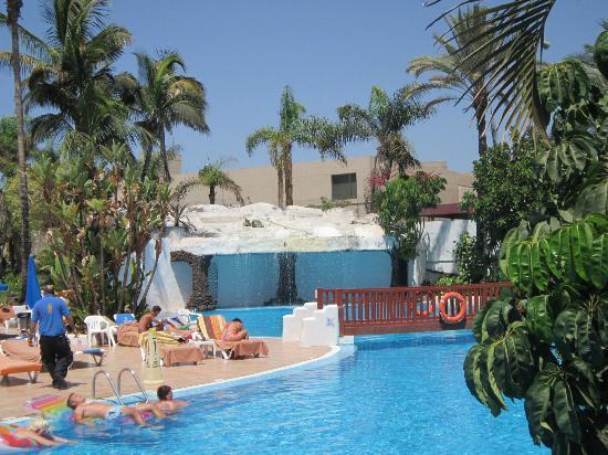 SENTIDO Gran Canaria Princess : piscine