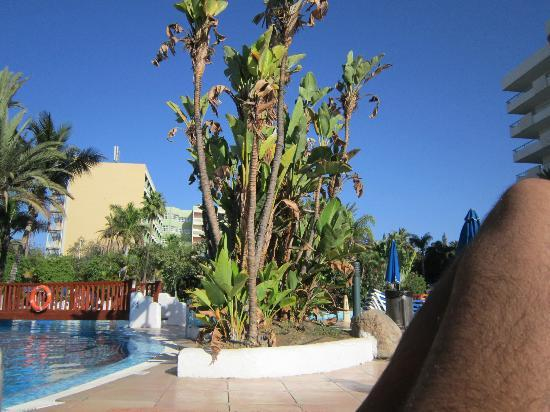 SENTIDO Gran Canaria Princess : toujours la piscine