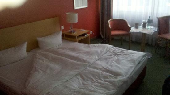 Upstalsboom Hotel Friedrichshain: Doppelzimmer