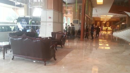 The Royale Chulan Kuala Lumpur: Hall