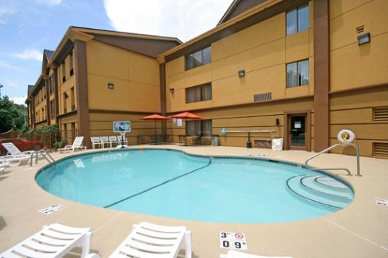 Days Inn Biltmore East: Pool Area