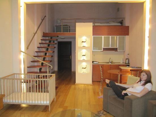 Sodispar Serviced Apartments: studio