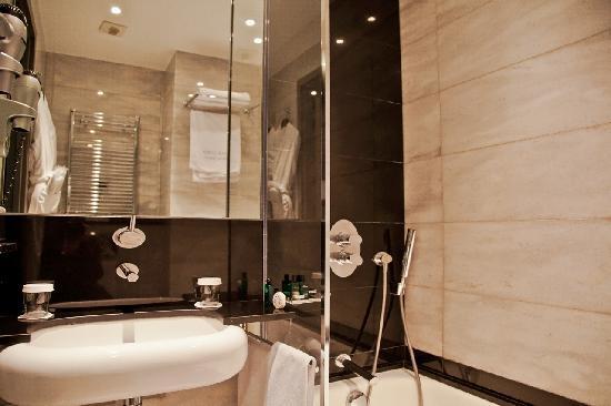Hotel Lumen Paris Louvre: credit Céline Demoux - www.silencio.fr